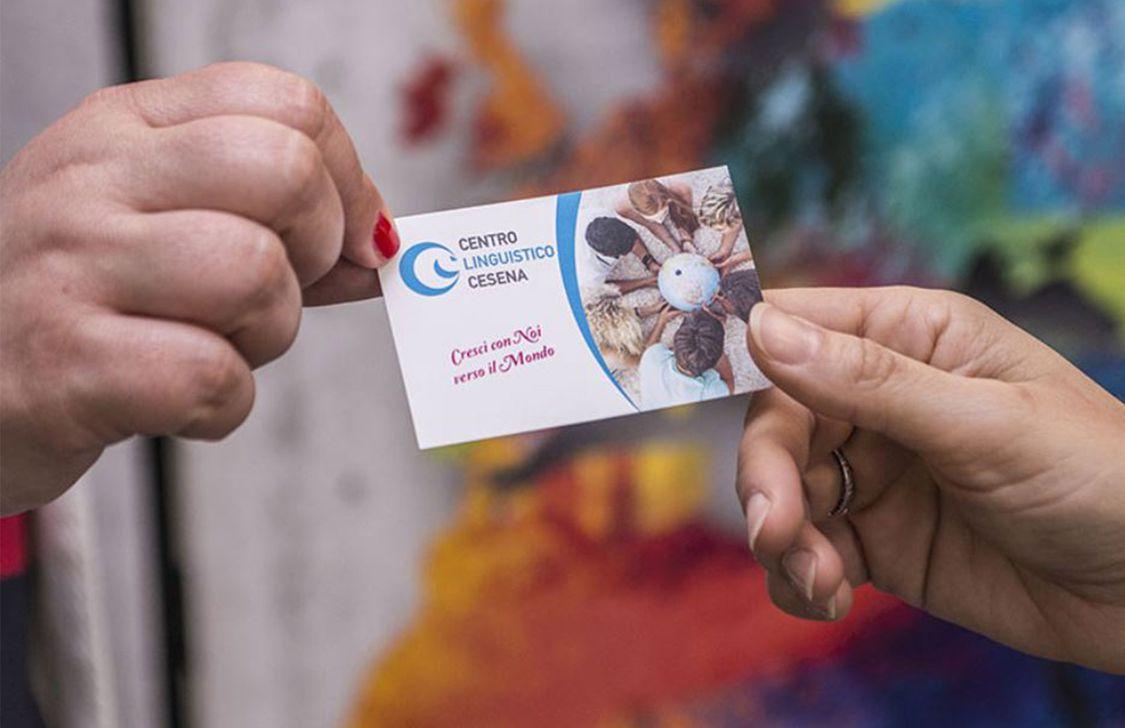 Centro Linguistico Cesena - Card