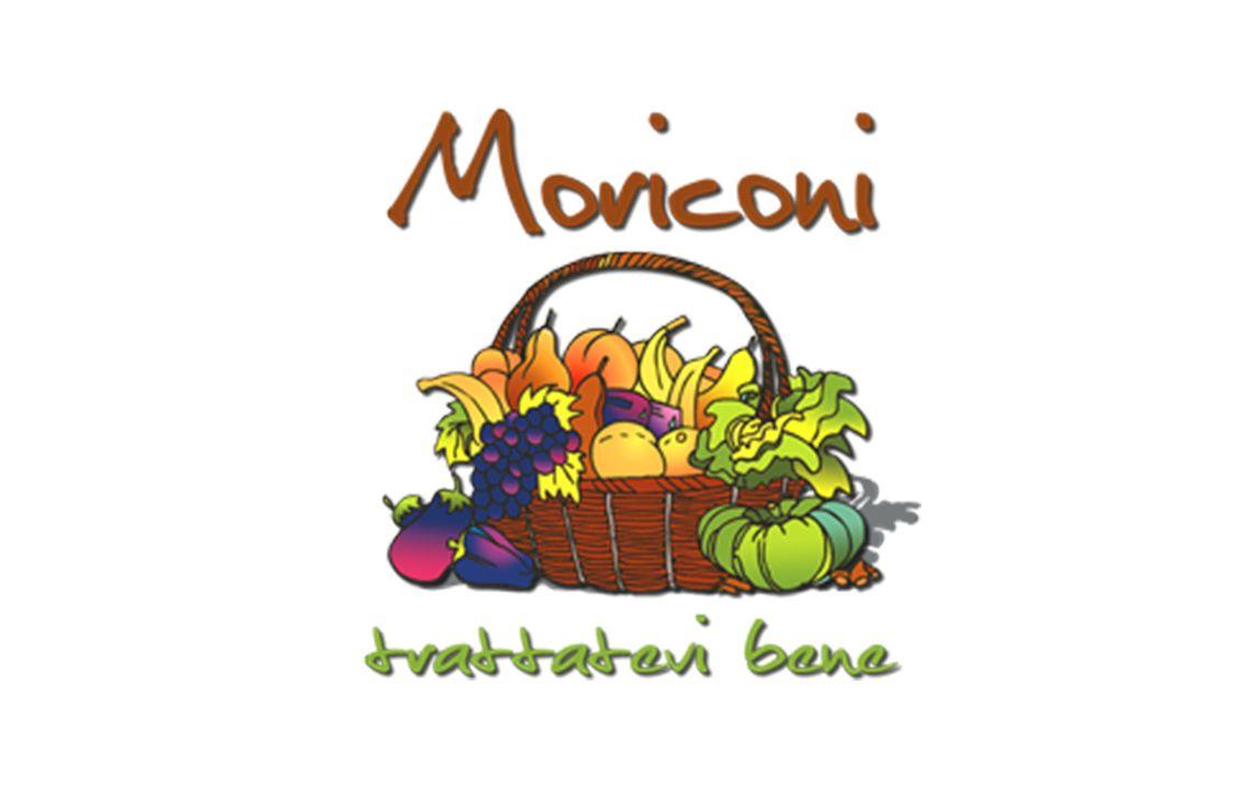 Moriconi Frutta e Verdura - Logo