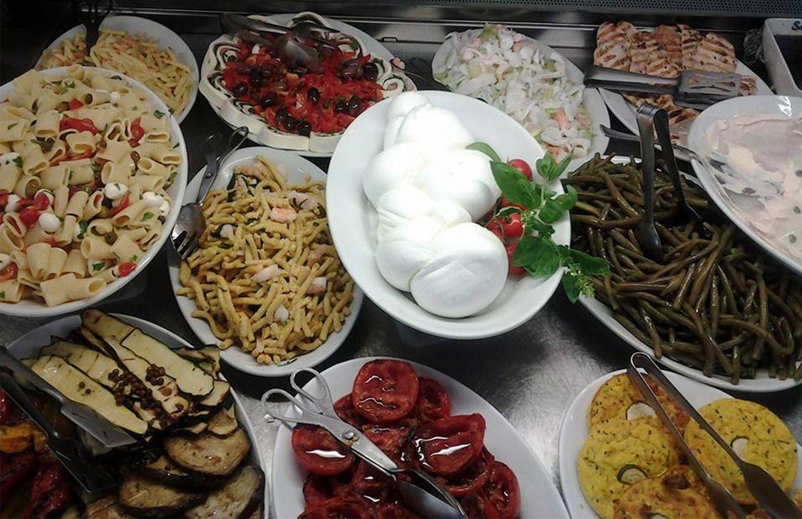 Gastronomia Baldazzi - Banco