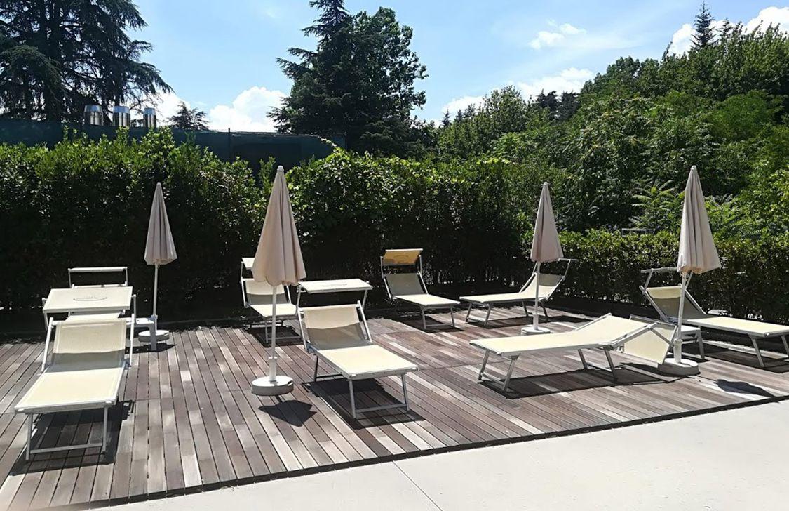 Grand Hotel Terme Della Fratta - Esterno