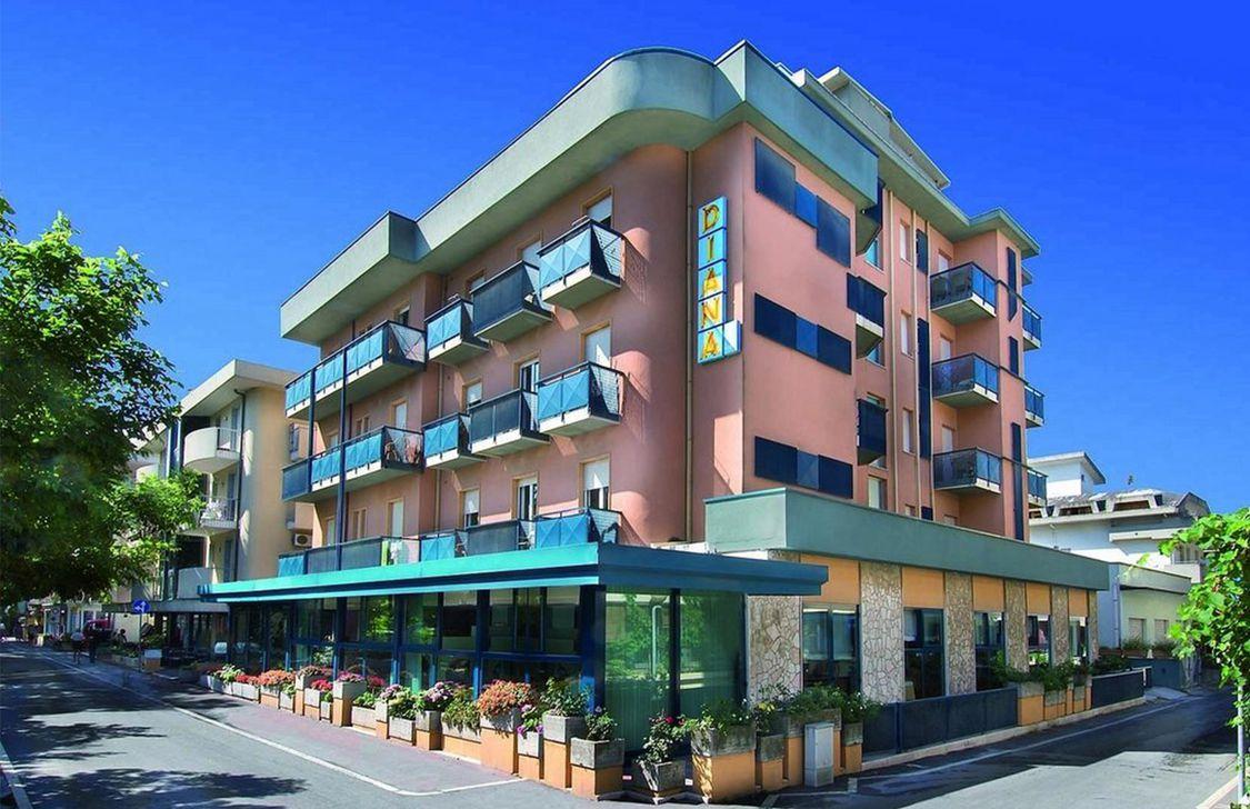 Hotel Diana - Esterno