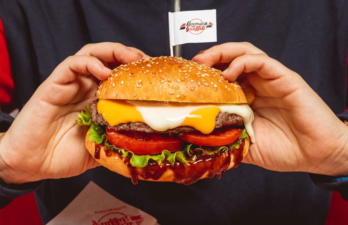 America Graffiti - Burger