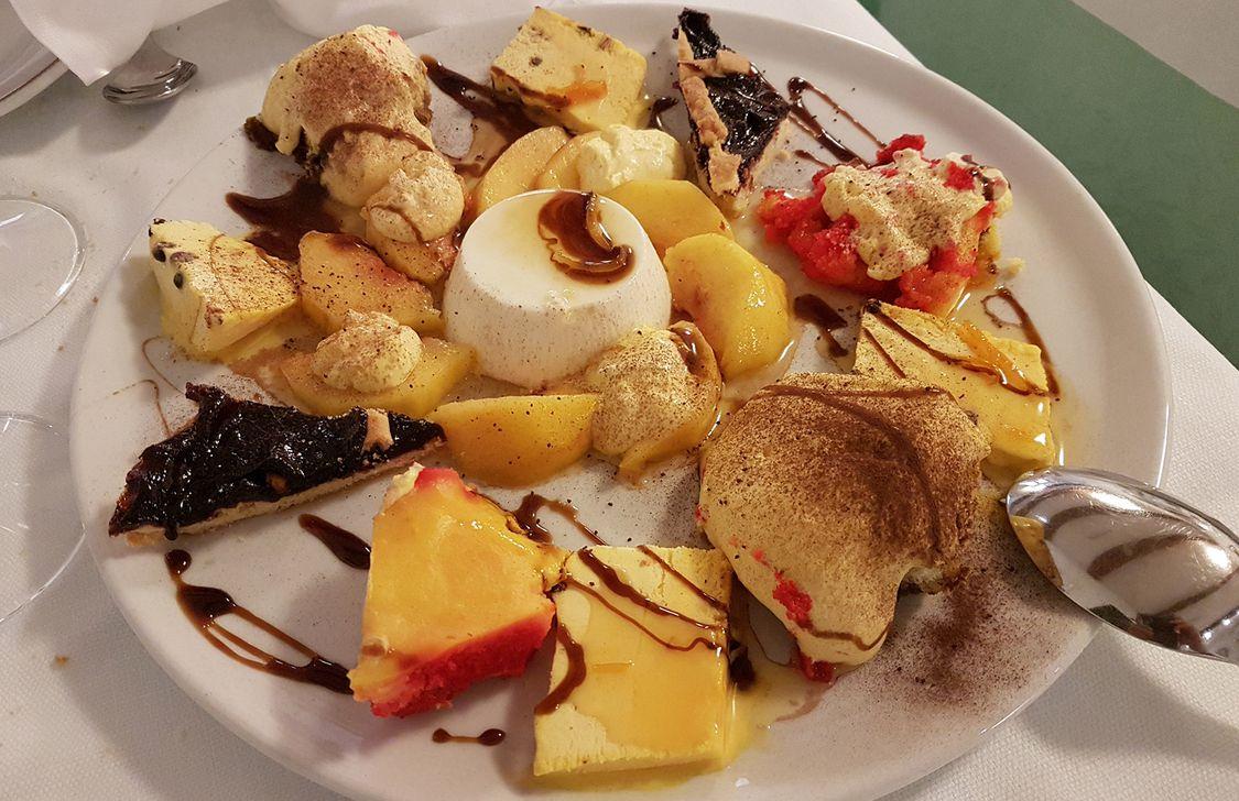 ristorante uldergo - dolci