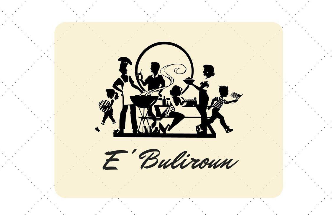 E' Buliroun - Logo