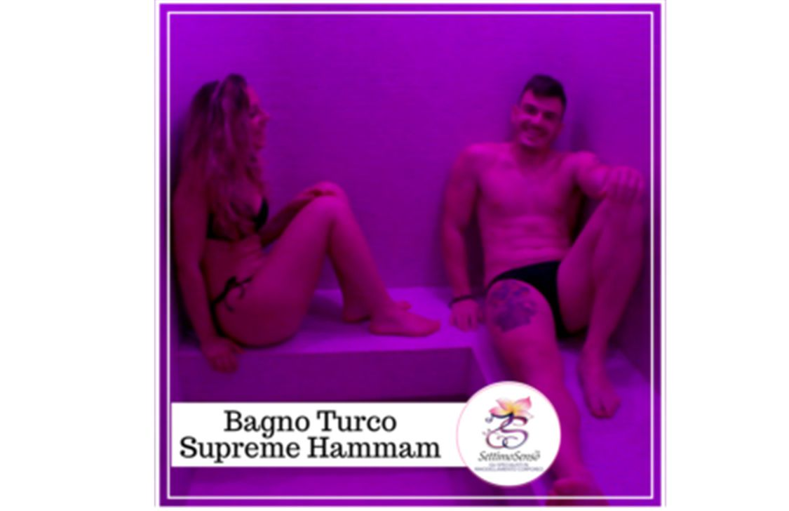 Settimo Senso - Supreme Hammam