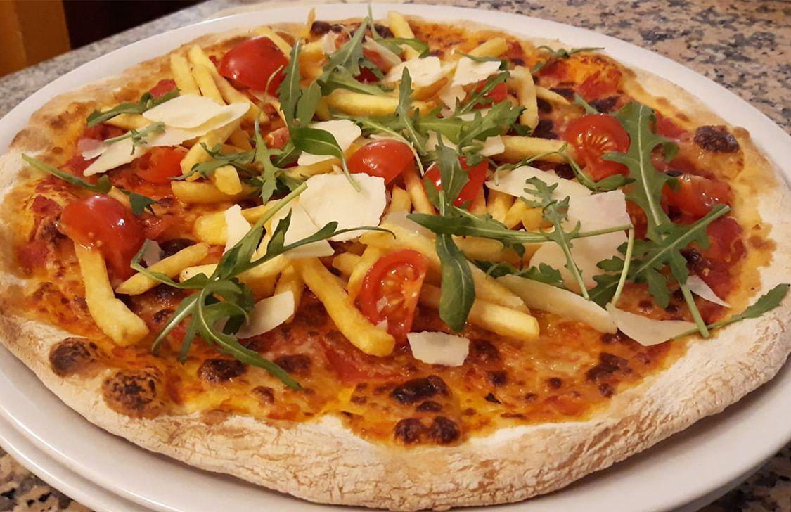 Locanda di Monteguidi - Pizza