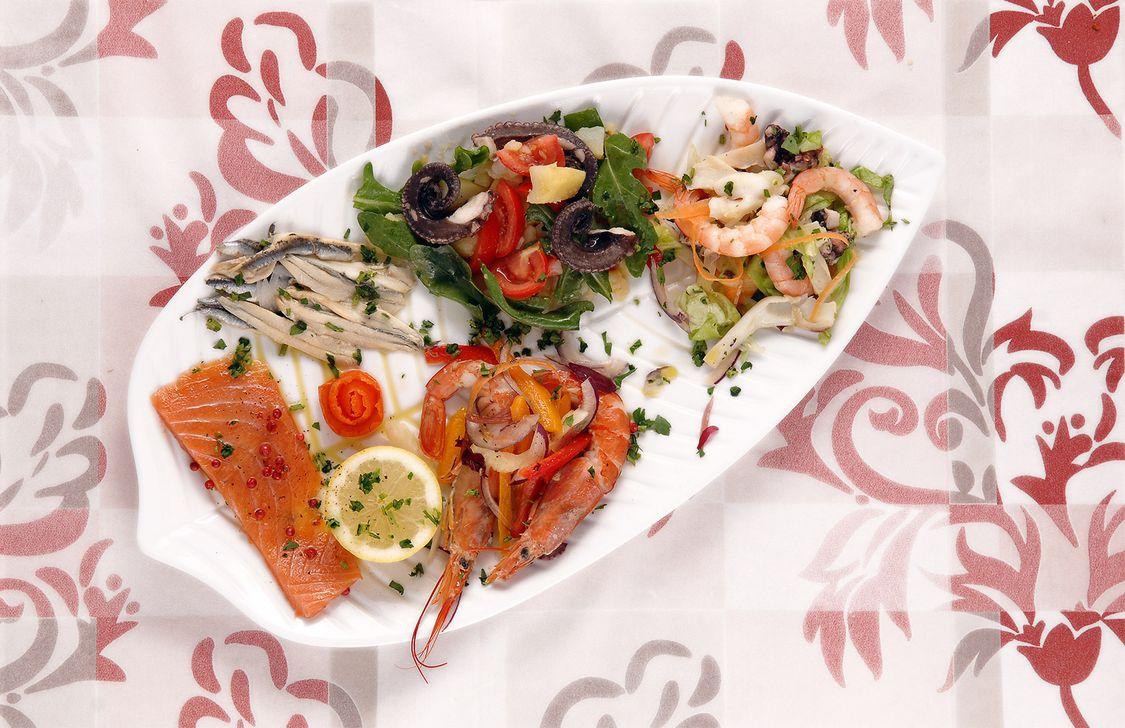 Pizza & Pasta - Pesce