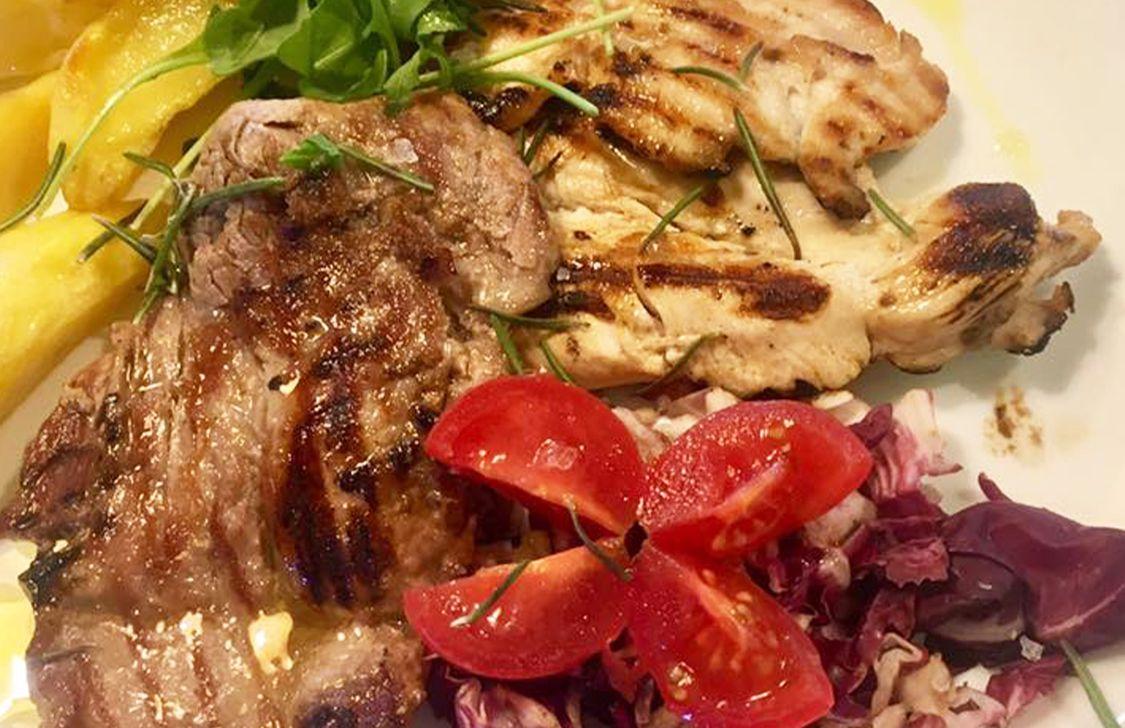 Osteria Il Paiolo - Carne
