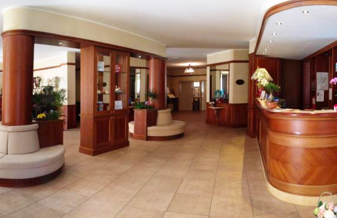 Hotel Valentino - Hall