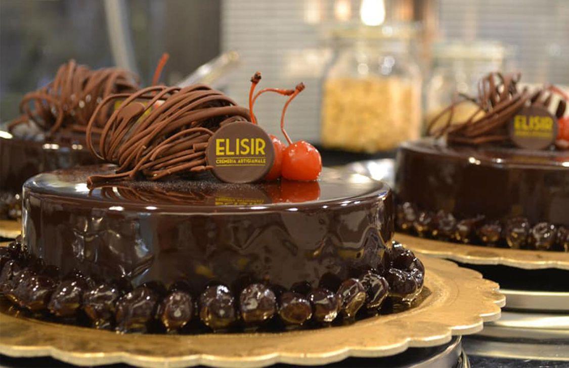 Elisir Cremeria - Torta