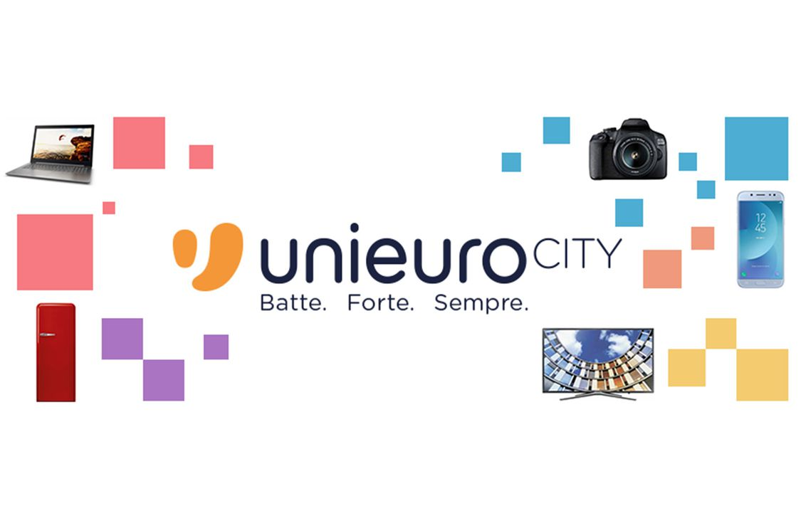 Unieuro City - Logo