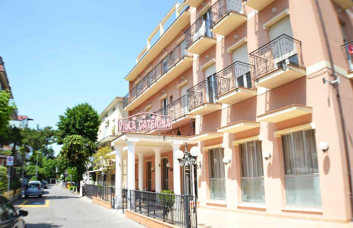 Hotel Villa Caterina*** - Esterno