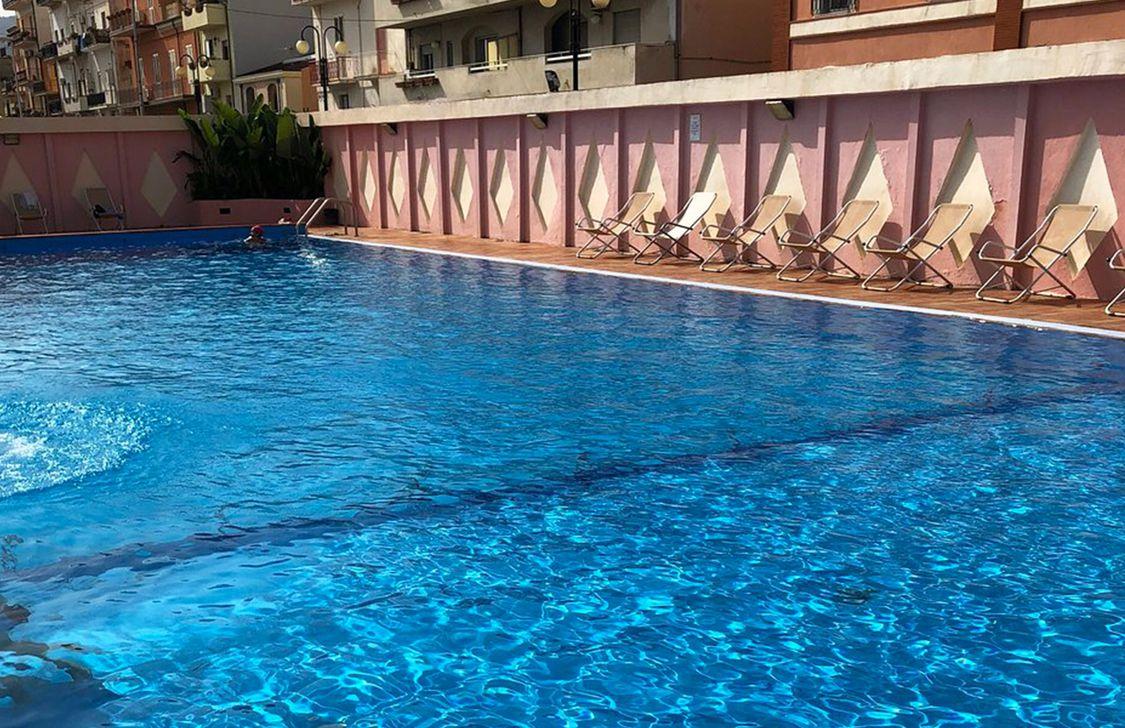 Hotel Park Philip - Piscina