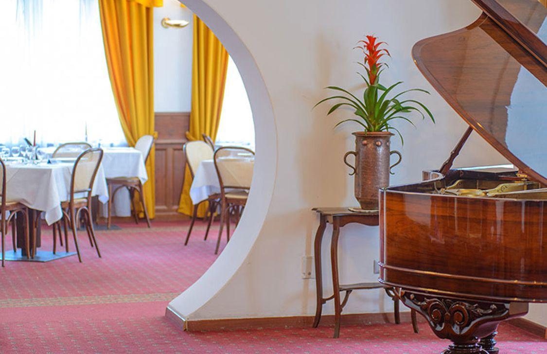 Park Hotel Faloria - Sala