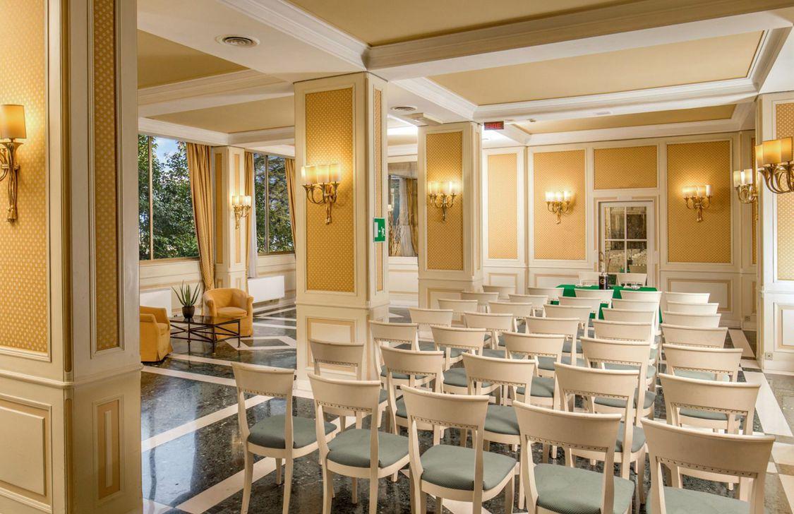 Grand Hotel Fleming- Sala Meeting