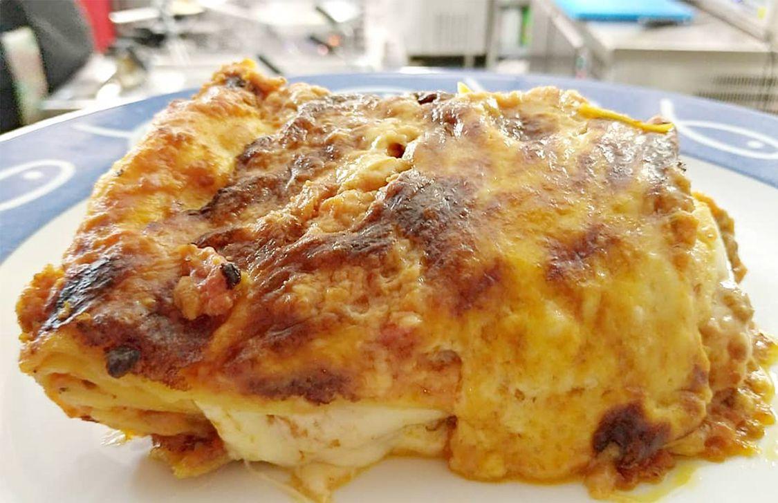 La Puracia - Lasagne