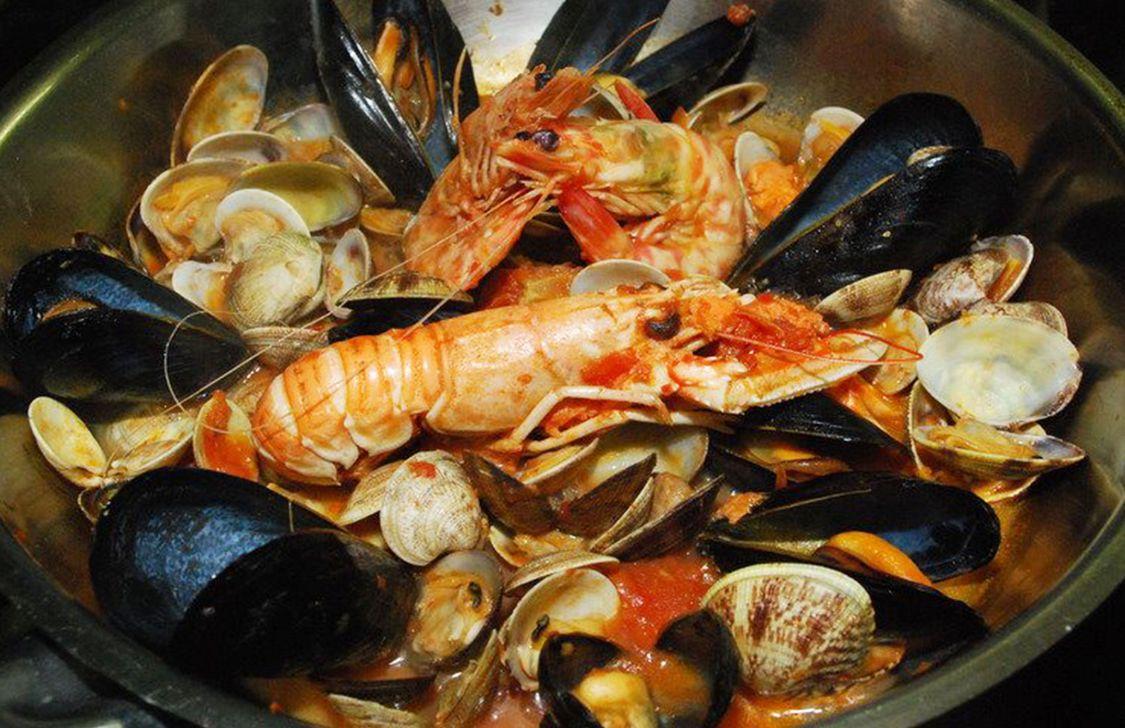 Ristorante Titon - Guazzetto di Pesce