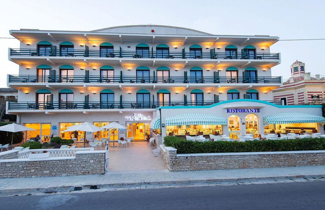 Hotel Terminal - Esterno