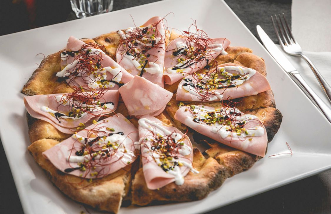 Ristorante L'Anfora - Pizza