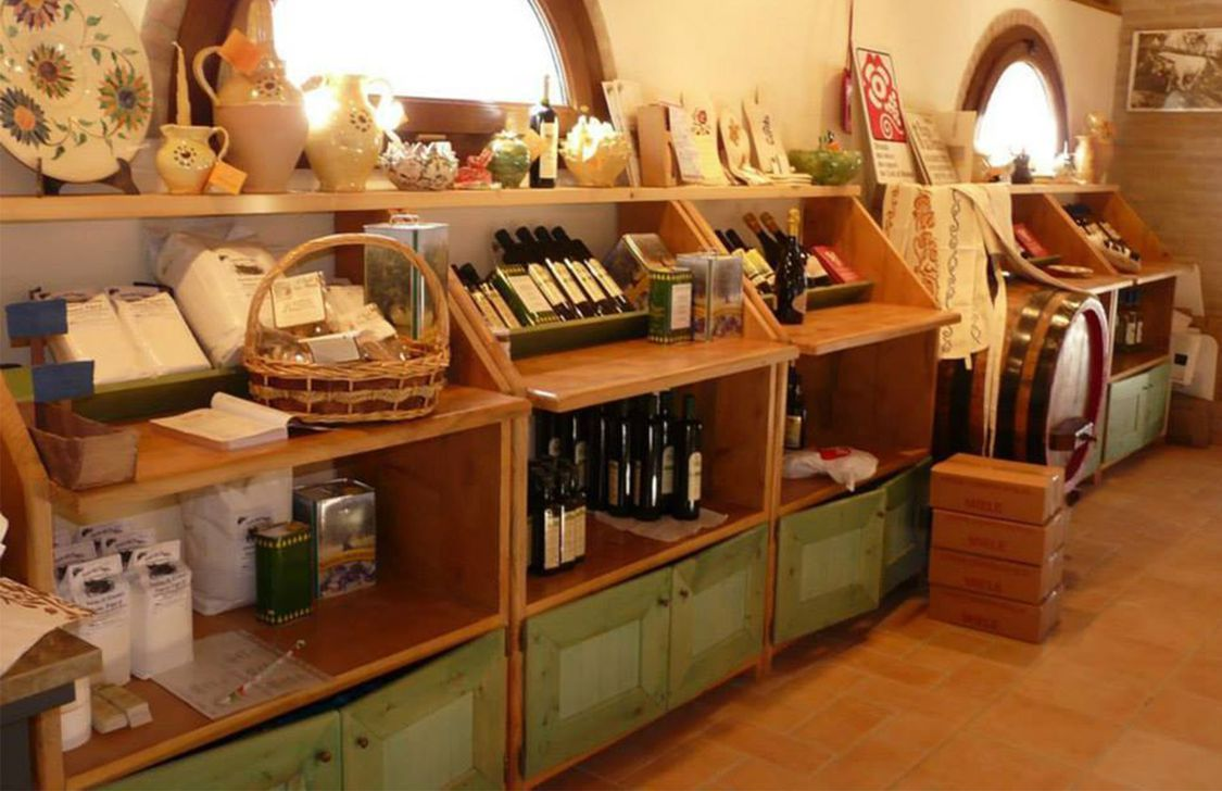 Cantina Franco Galli - Interno