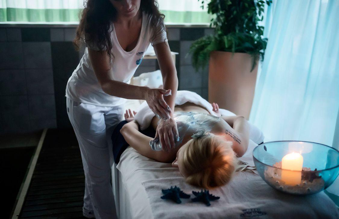 Riccione Terme - Massaggio
