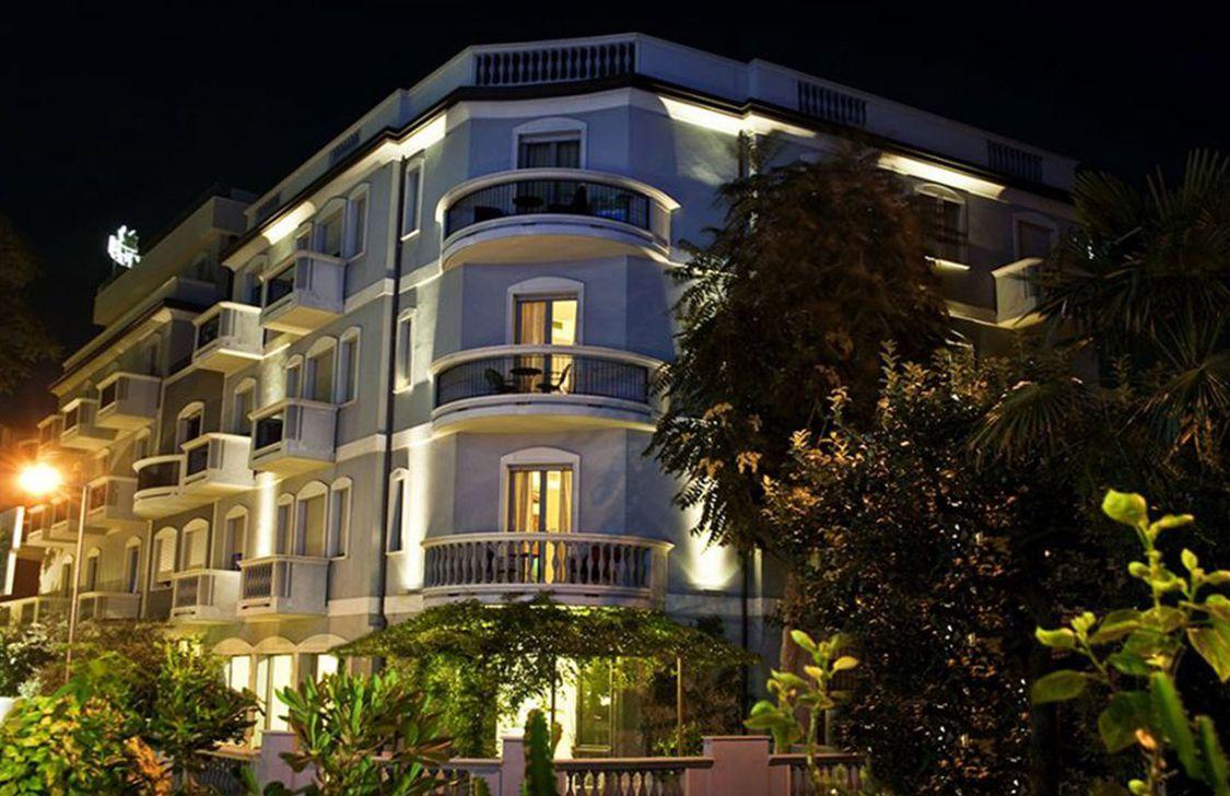 Re Aqva - Esterno Hotel