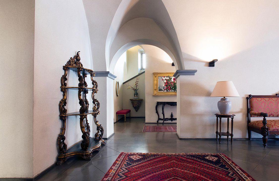 Grand Hotel Terme Roseo - Interno