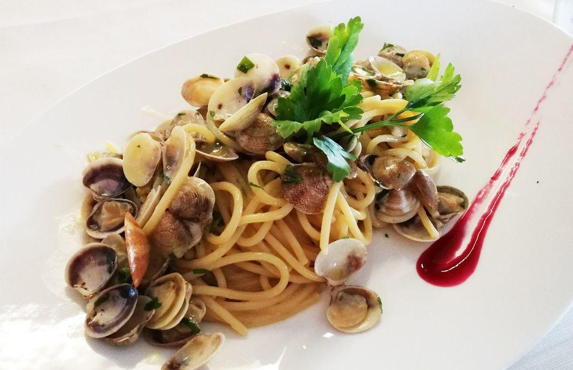 Molo 22 - Spaghetti Vongole