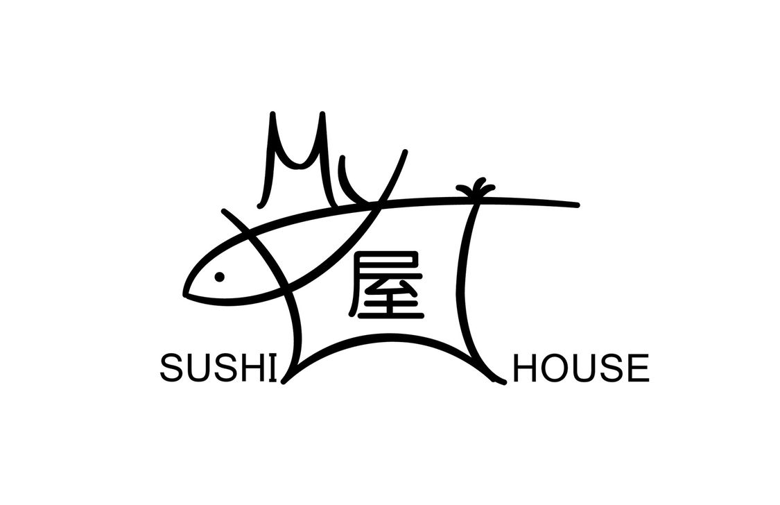 My Sushi House - Logo