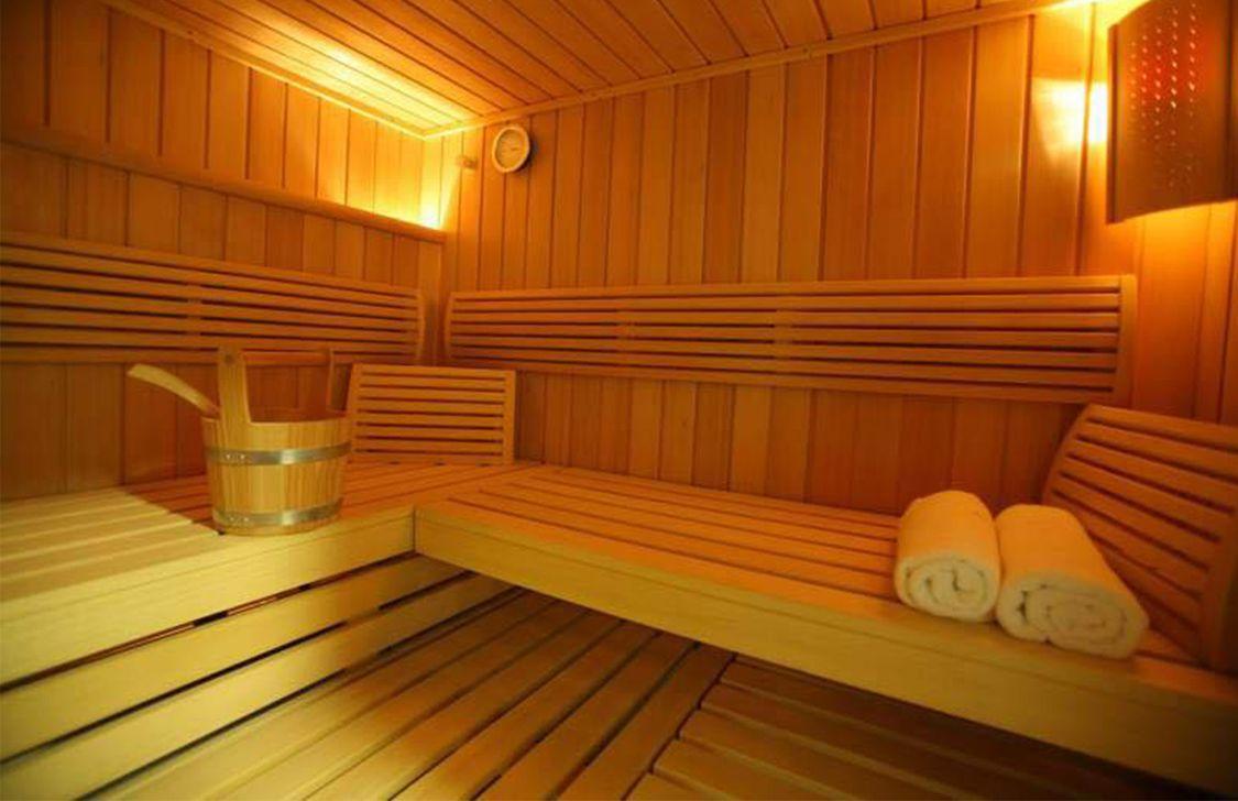 Spa Oroquotidiano - Sauna