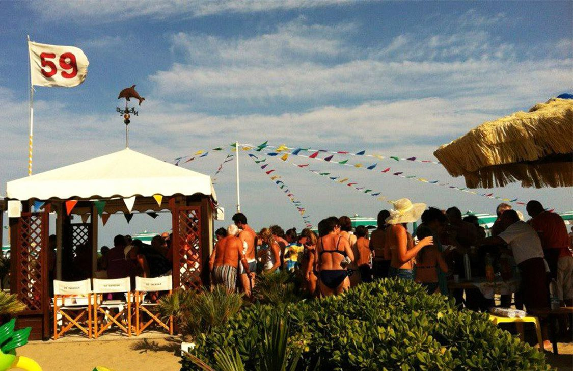Bagno Amerigo 59 - Spiaggia