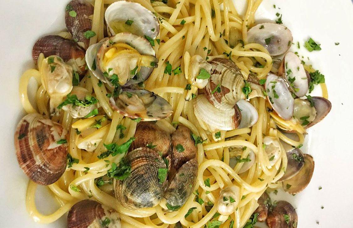 Ristorante Cin Cin - Spaghetto alle vongole