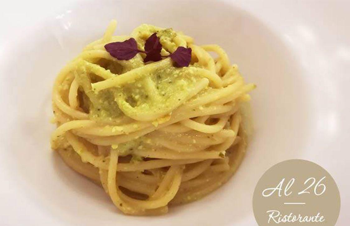 Ristorante al 26 - Spaghetti
