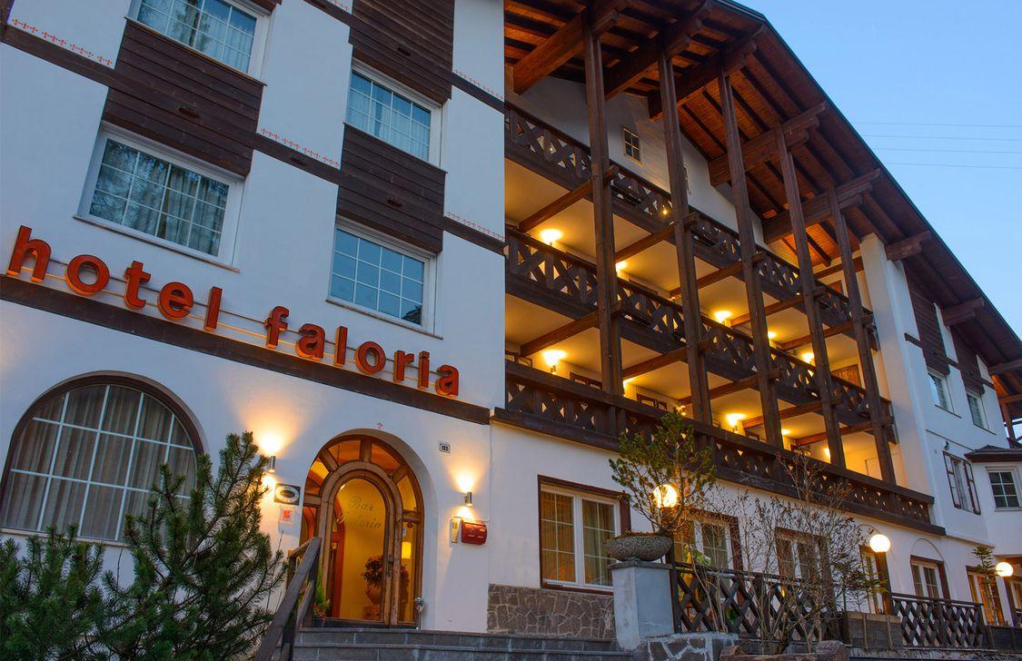 Park hotel Faloria - Struttura