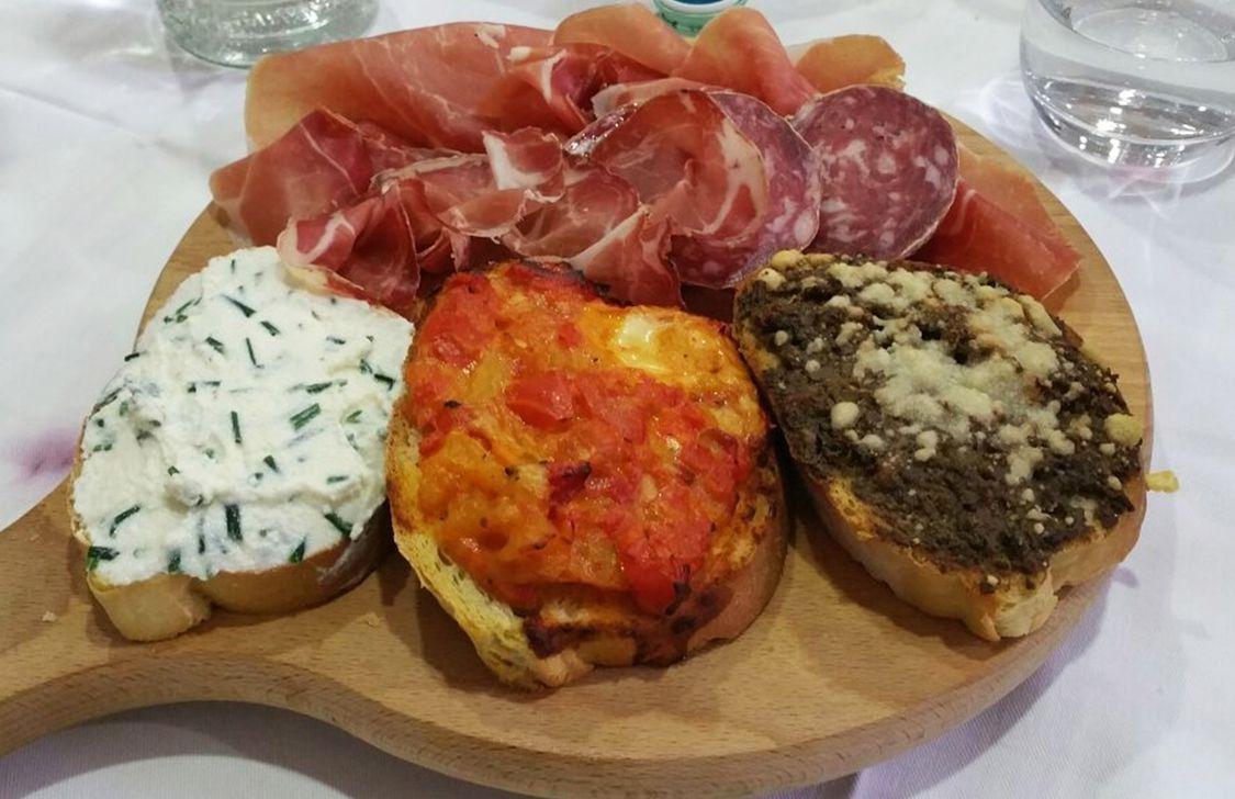 Osteria Pontenono - Crostini
