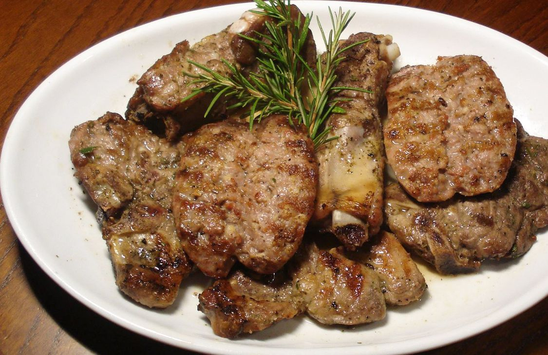 Agriturismo Antica Fonte La Cannela - Carne