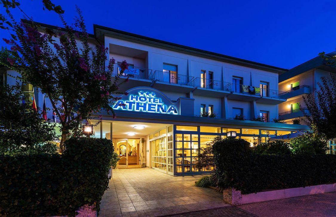 Hotel Athena - Esterno