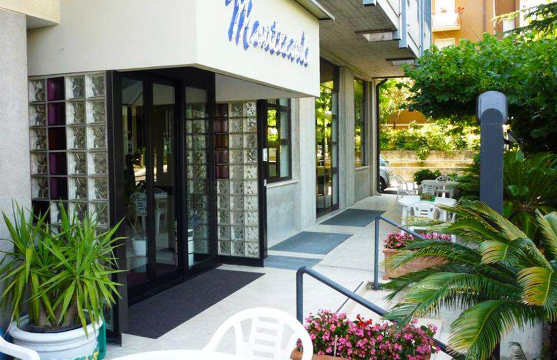 Hotel Montecarlo - Esterno