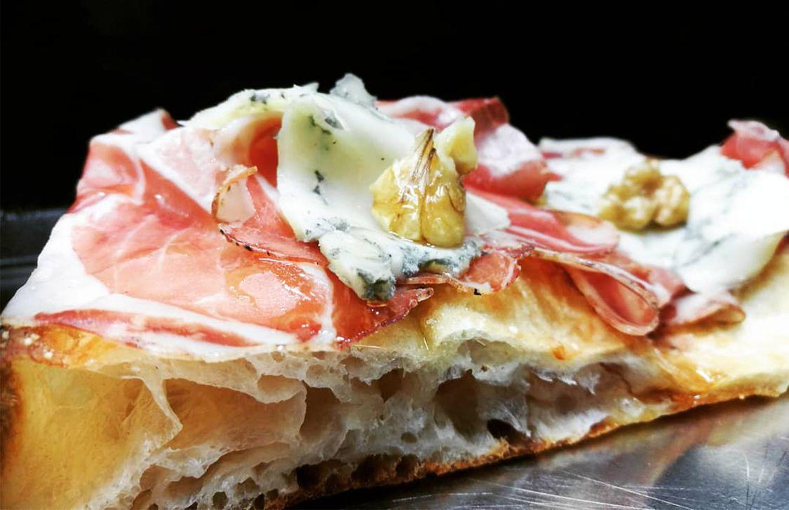 Jack's Pizza - Lato