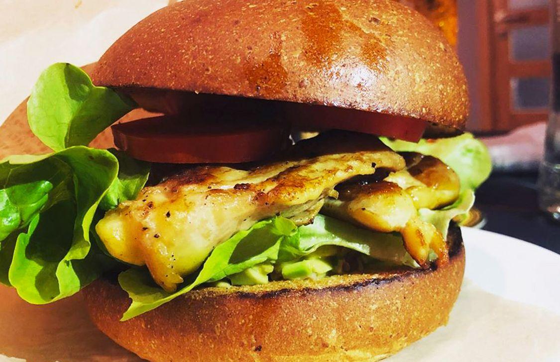 Prima Nina - Hamburger
