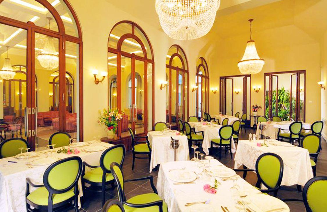 Grand Hotel Terme Della Fratta - Ristorante