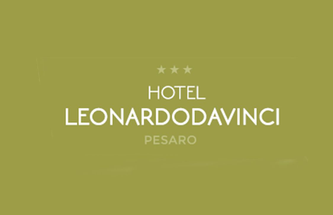 Hotel Leonardo Da Vinci - Logo