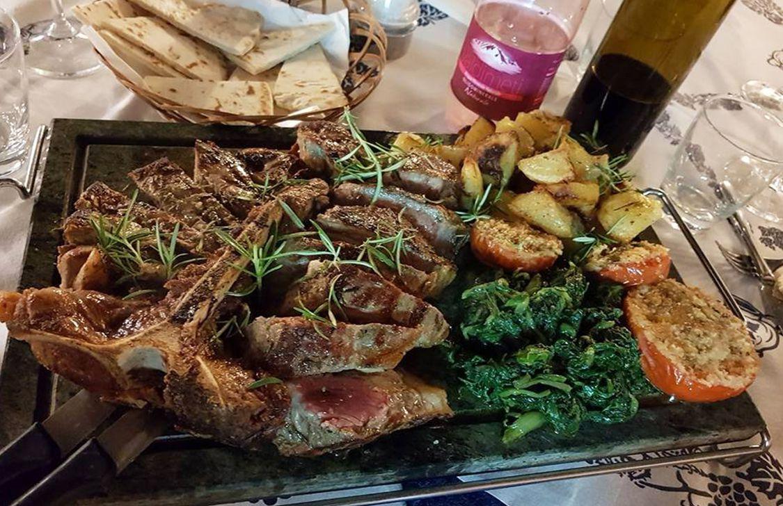Agriturismo L'infinito - Carne