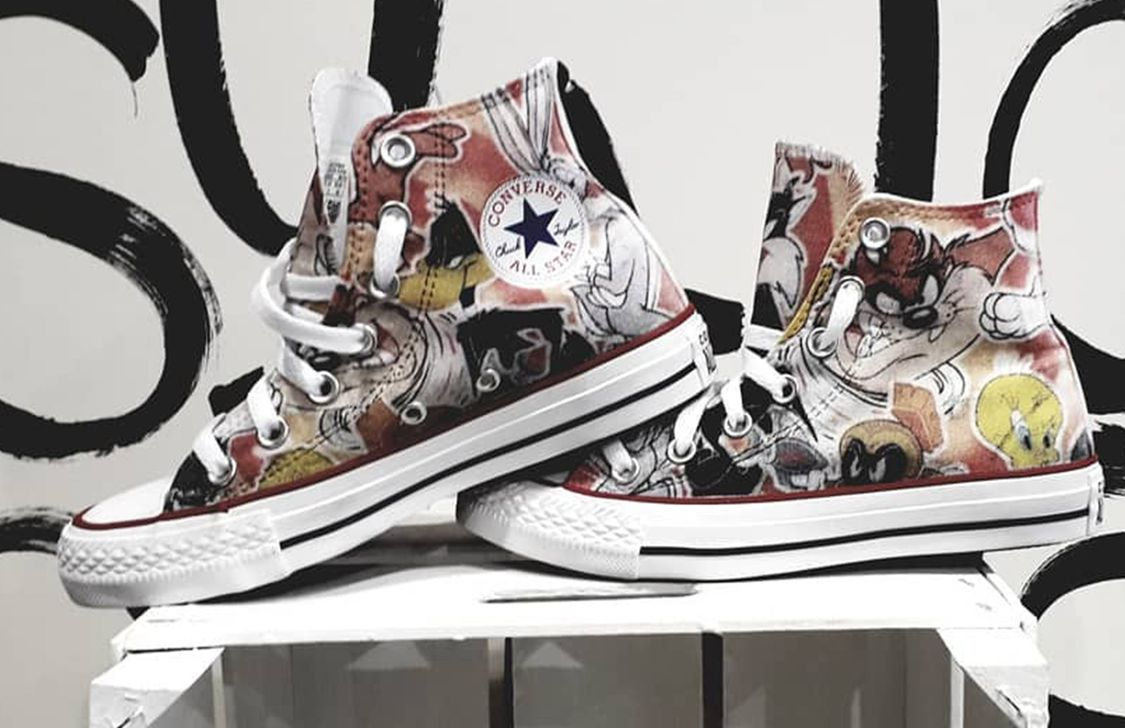 Make Your Shoes - Converse