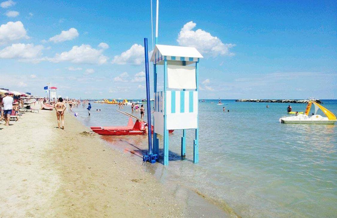 Hotel Mirage - Spiaggia
