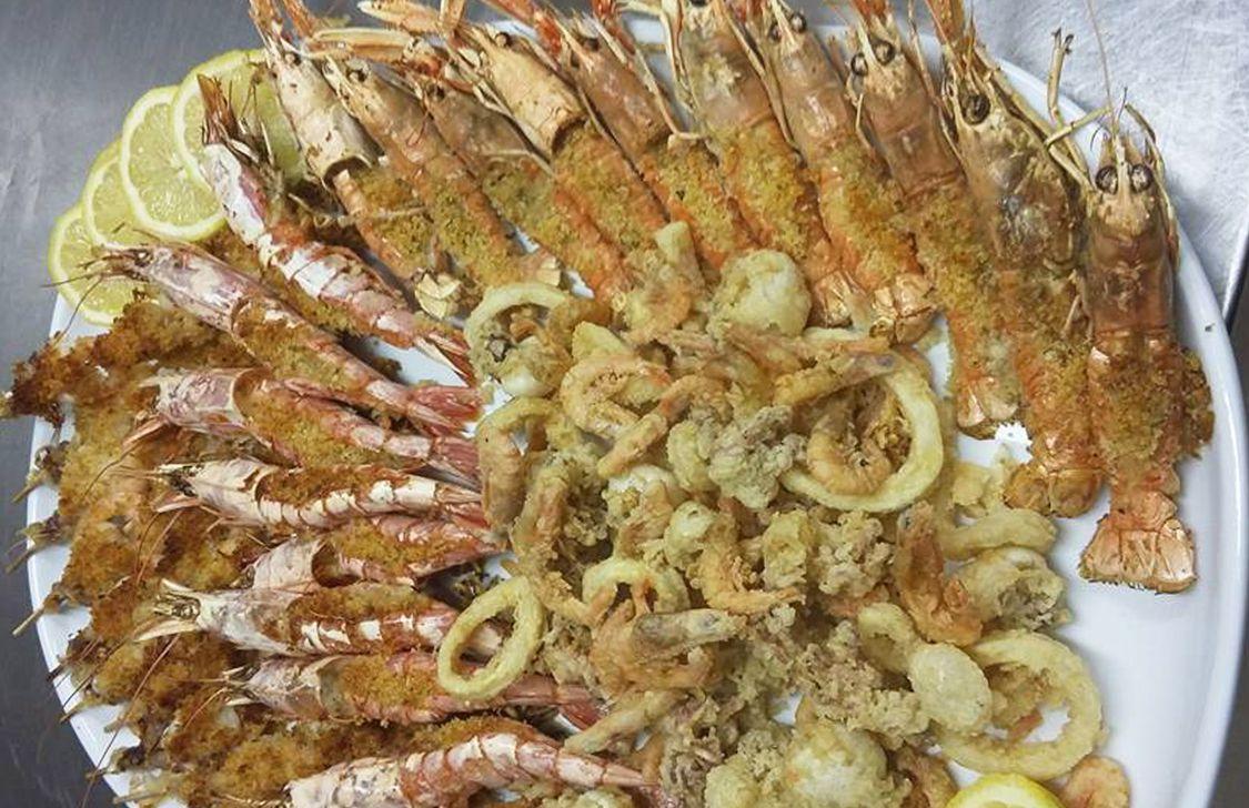 Osteria Pontenono - Pesce