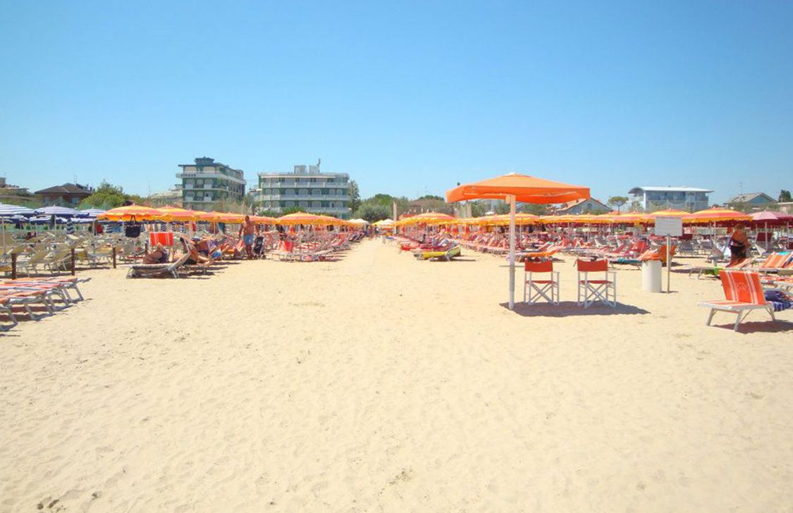 Bagno Renato - spiaggia