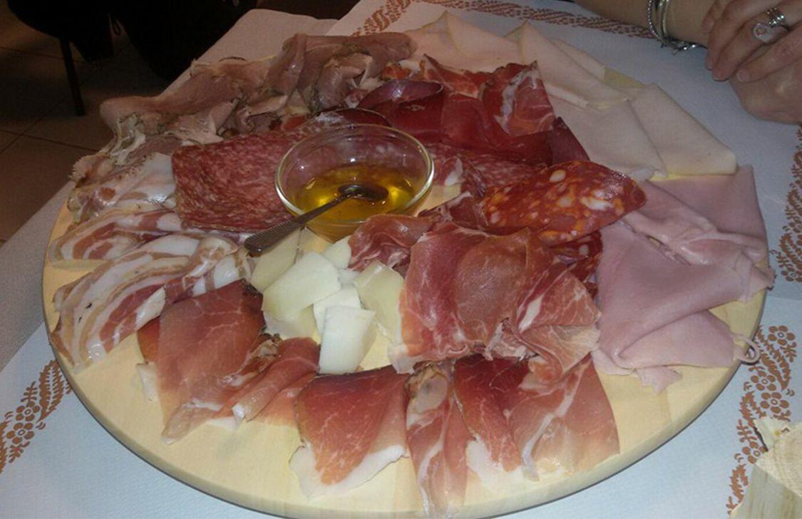 Piadina Del Bivio - Tagliere
