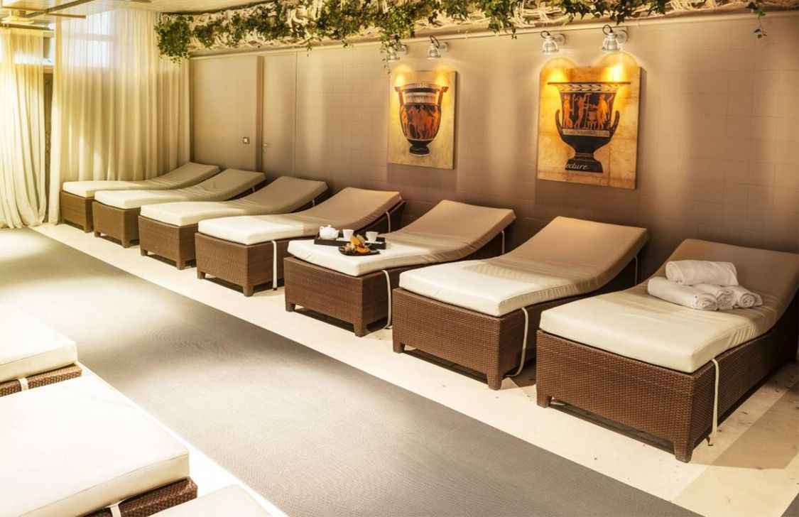 Roseo Euroterme - Area Relax