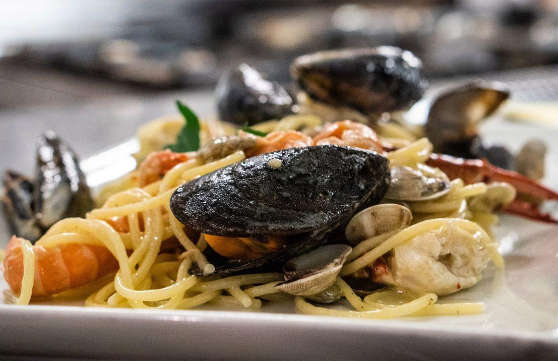 Ostaria Del Mare - Spaghetti